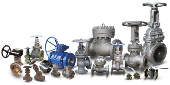 Industrial Flow Control Valves