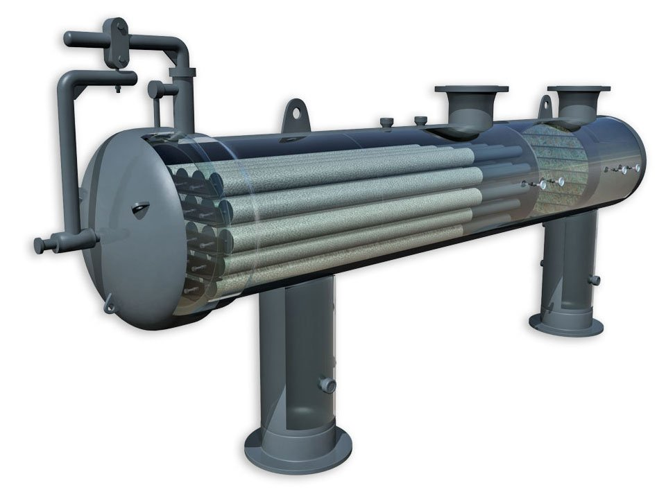 Horizontal filtration and separation
