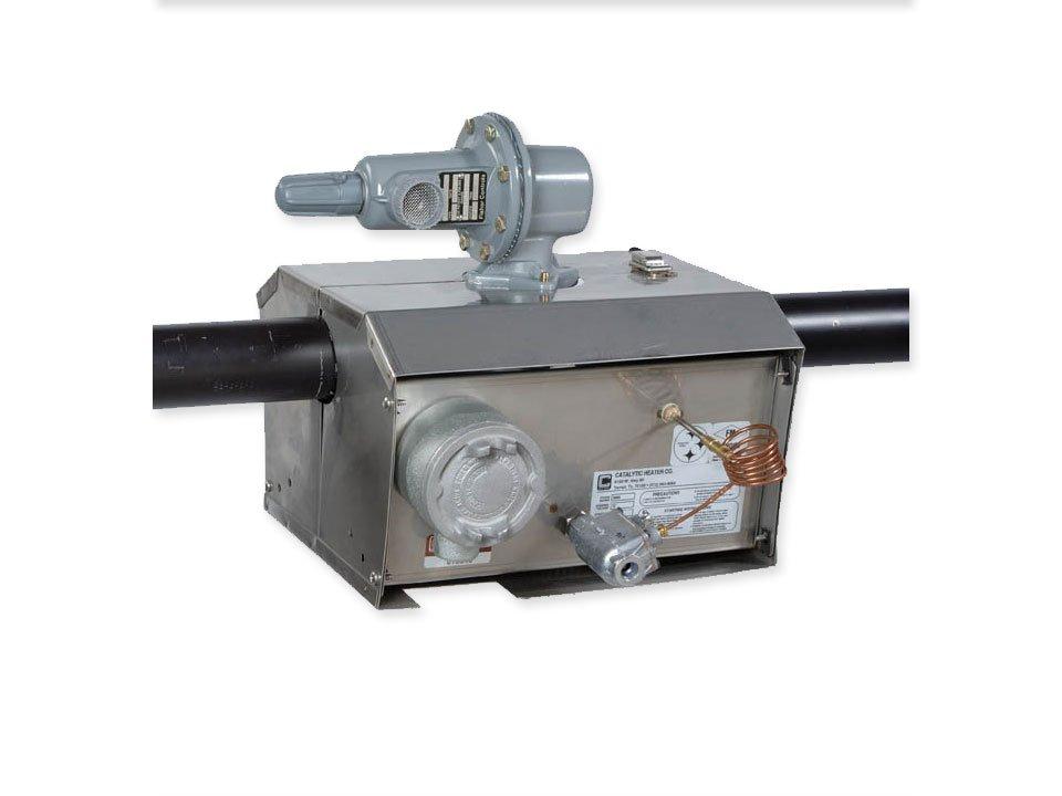 Catco heater