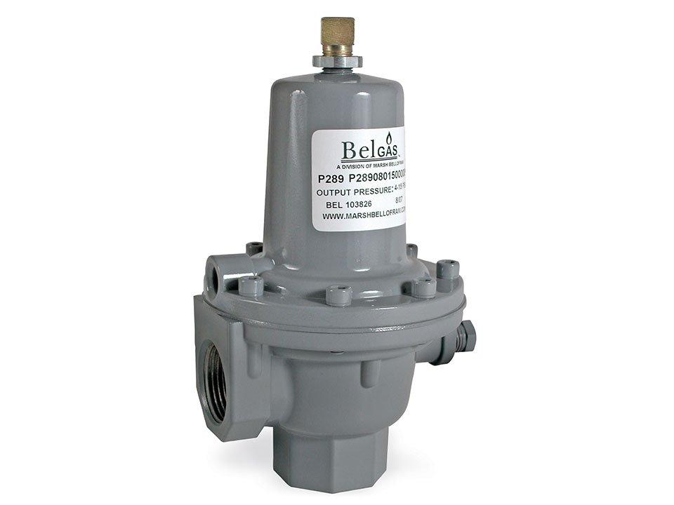 Belgas p289 Back Pressure Regulator