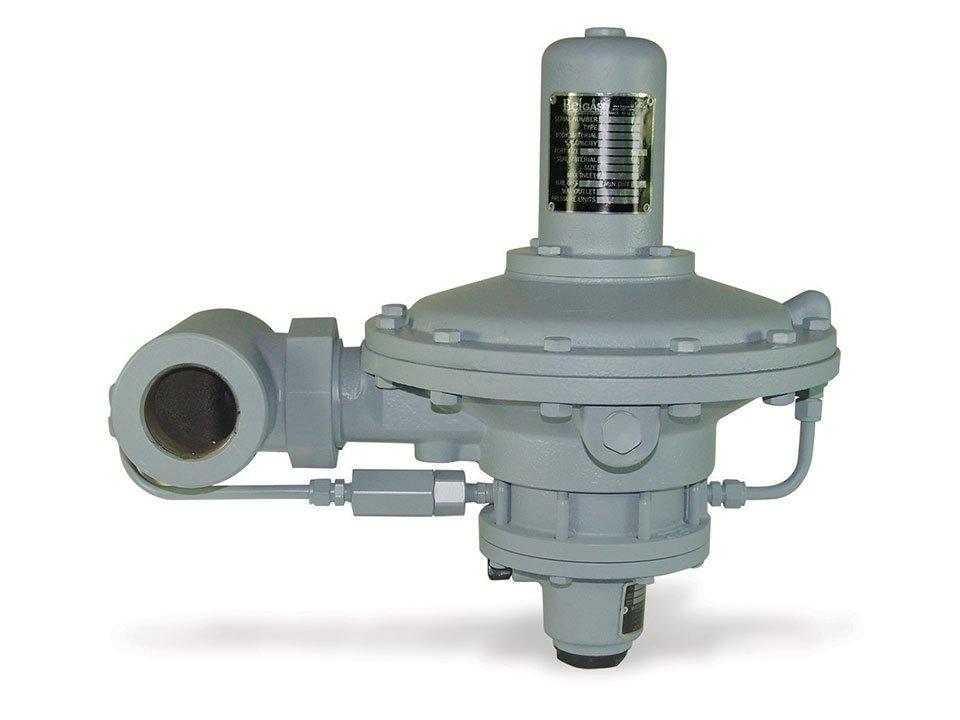 Belgas P99 Gas Pressure Reducing Regulator