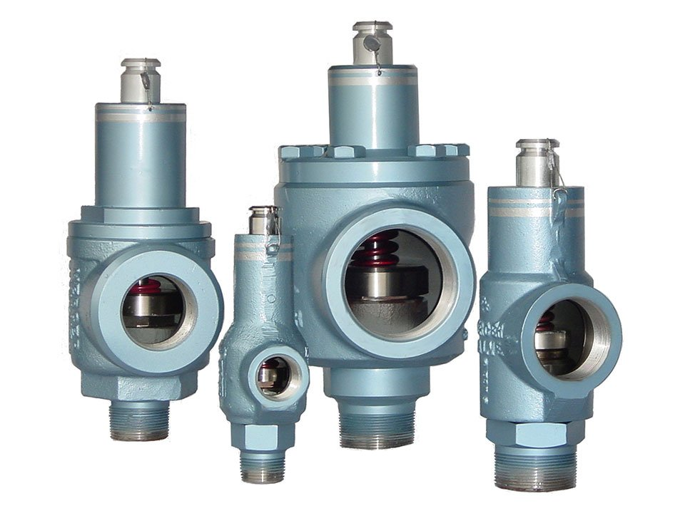 Mercer Relief Valves 9100