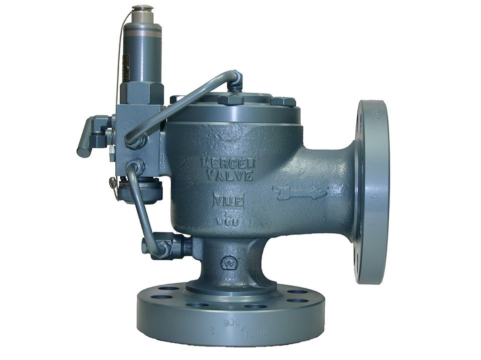 Mercer Relief Valve
