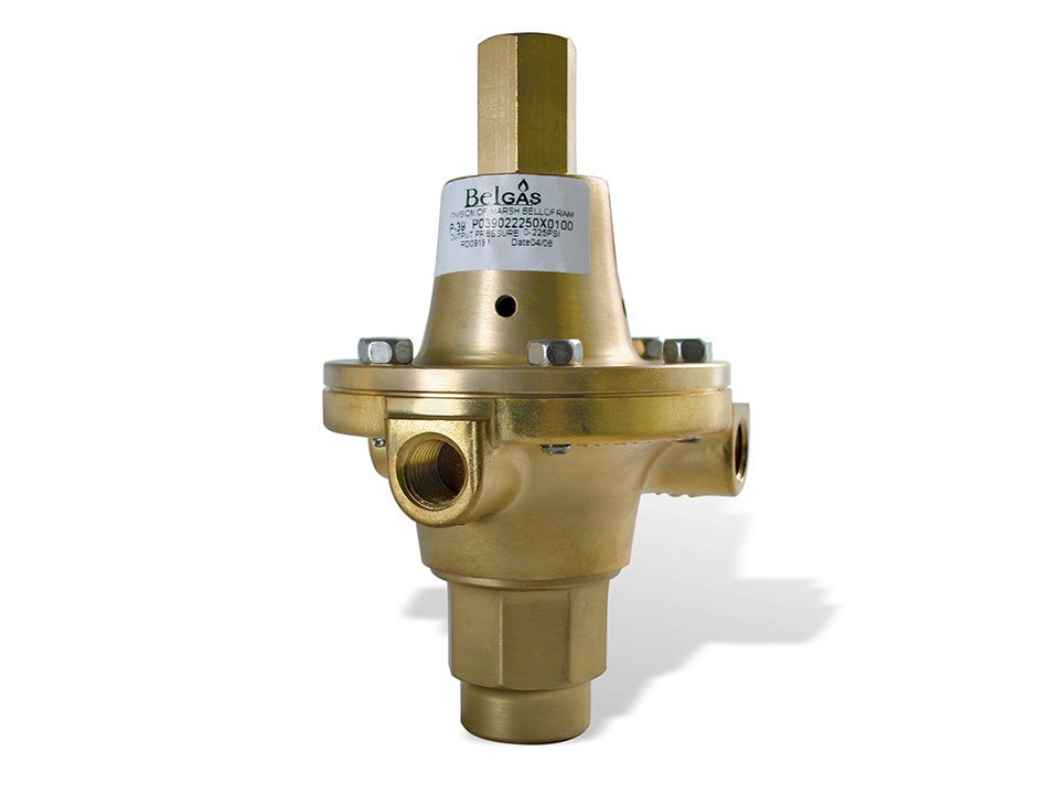 Belgas p39 Gas Pressure Regulator