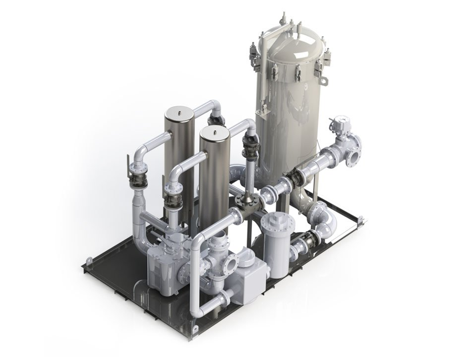 Industrial Flow Control Systems